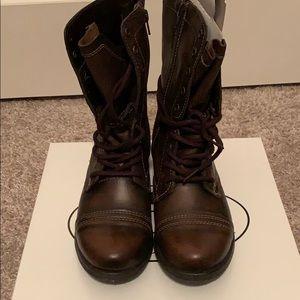 Steve Madden Troop Boots